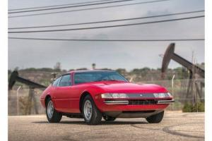 1970 Ferrari 356 GTB/4 DAYTONA BERLINETTA -- Photo