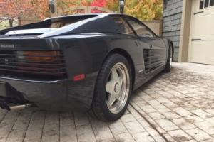 1985 Ferrari Testarossa Photo