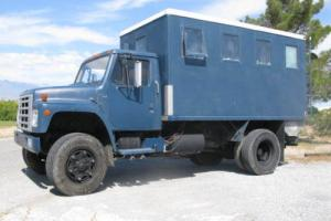 1981 International Harvester Other RV Conversion AF Command Truck Photo
