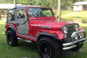 1986 Jeep CJ Laredo Photo