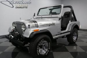 1979 Jeep CJ5 Silver Anniversary Photo