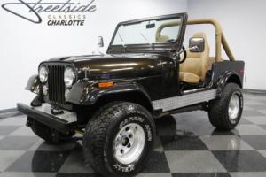 1978 Jeep CJ7 Photo