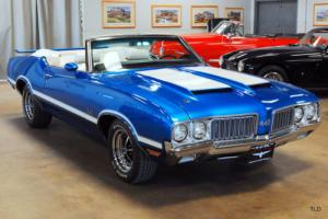 1970 Oldsmobile 442 -- Photo