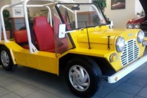 1973 Mini Classic Mini MOKE Photo