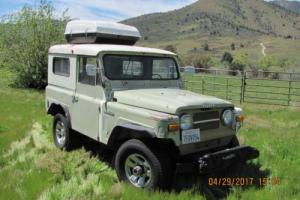 1969 Nissan Other Patrol Photo