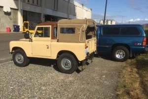 1964 Land Rover Series 2A 88""