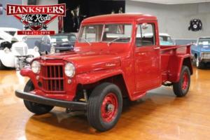 1960 Willys Truck -- Photo
