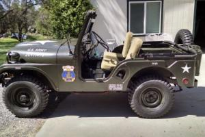1955 Willys M38A1 Photo