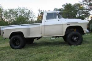 1956 Chevrolet Other Pickups Stepside Dually 4x4