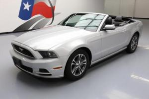 2014 Ford Mustang V6 PREMIUM CONVERTIBLE LEATHER