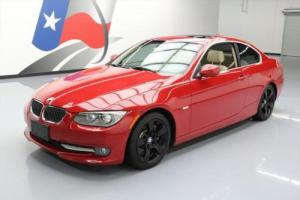 2011 BMW 3-Series 335I COUPE PREMIUM TURBO SUNROOF AUTO