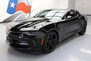 2017 Chevrolet Camaro LT RS 6-SPEED REAR CAM 20'S