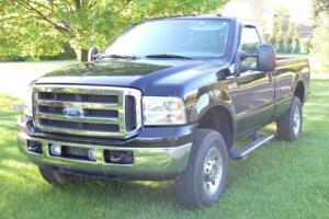 2005 Ford F-250 Super Duty FX4 Off-Road