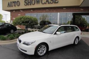 2009 BMW 5-Series Wagon AWD Navigation