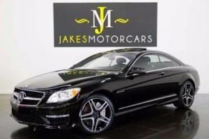 2013 Mercedes-Benz CL-Class CL63 AMG ($163K MSRP)