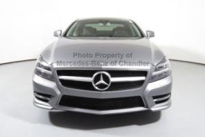 2014 Mercedes-Benz CLS-Class 4dr Sedan CLS 550 RWD