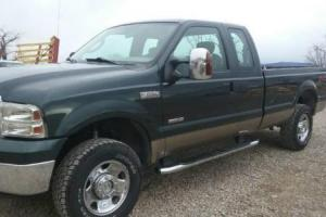 2006 Ford F-250 F-250 turbo diesel