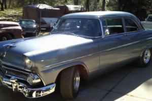 1955 Ford Fairlane 2Dr post