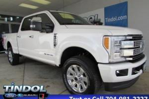 2017 Ford F-250 Platinum