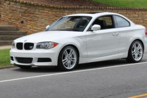 2011 BMW 1-Series Six speed Manual