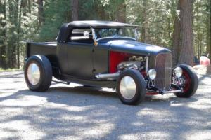1932 Ford Roadster Pick Up