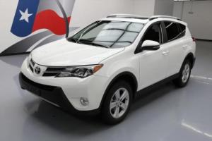 2014 Toyota RAV4 XLE SUNROOF LEATHER NAVIGATION
