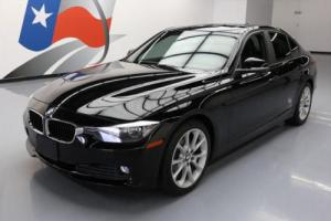 2014 BMW 3-Series 320I SEDAN SPORT TURBOCHARGED SUNROOF NAV