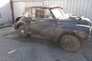 Morris Minor 1956 split screen 2dr soft top Photo