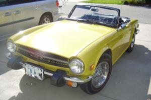 Triumph: TR-6 chrome | eBay Photo