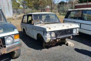 2 Door Range Rovers x 5, Suffix B, C, D for restoration Photo