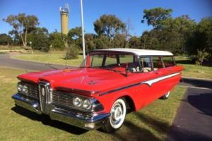 1959 Edsel Villager (Ford, Chev, Buick) Photo