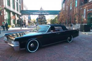 1965 Lincoln Continental Convertible | eBay Photo