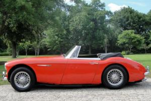 1965 Austin Healey 3000 3000 BJ8 Photo