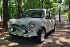 1980 Mini Classic Mini Van Photo