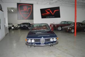 1973 BMW 3.0 CS Great investment, fantastic car!