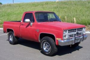 1986 Chevrolet C/K Pickup 1500 Photo