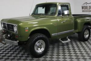 1973 International Harvester PICKUP 1210 RESTORED PICKUP. 4X4 EXTREMELY RARE V8 Photo