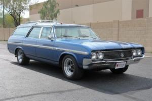 1964 Buick Skylark Sport Wagon -- Photo
