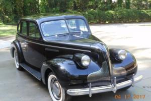 1939 Buick Special SERIES 40 Photo