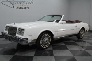 1983 Buick Riviera Convertible Photo