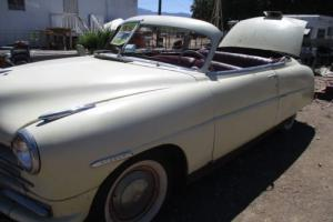 1950 Hudson pacemaker Photo