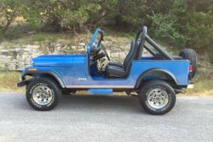 1984 Jeep CJ Photo