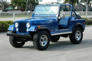 1979 Jeep CJ CJ-7 Photo