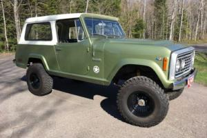 1972 Jeep Commando Photo