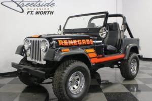 1984 Jeep CJ7 Renegade Photo