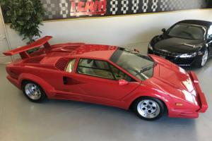 1989 Lamborghini Countach Photo