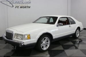 1985 Lincoln Mark VII LSC Photo