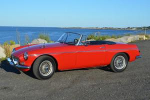 1965 MG MGB MGB Roadster