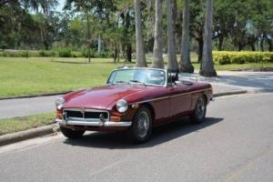 1974 MG MGB 1974 MGB 1800cc 4 cylinder 4 speed