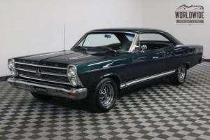 1966 Ford Fairlane ROTISSERIE RESTORED S CODE 390 GTA